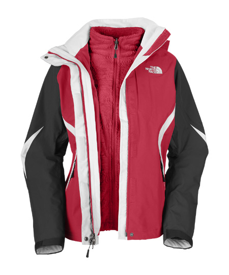 The North Face Boundary Triclimate Jacket Women's (Retro Pink)