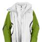 White / LCD Green