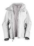 The North Face Boundary Triclimate Jacket Women's (White)