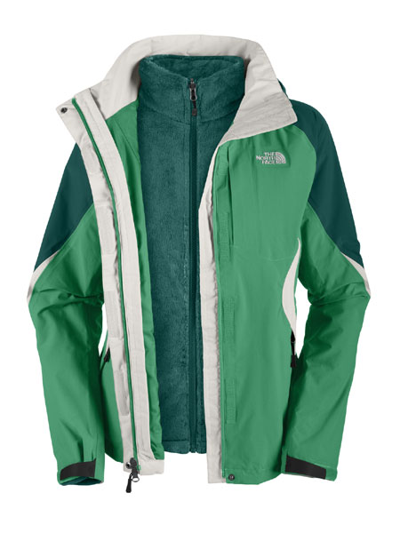 The North Face Boundary Triclimate Jacket Women's (Bastille Gree