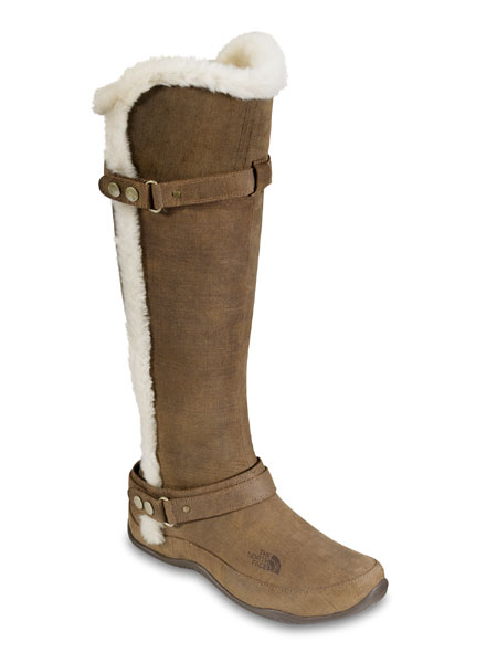 The North Face Brianna Boot Women's (Almond Brown / Moonlight Iv
