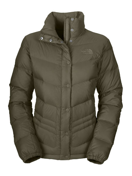 The North Face Carmel Jacket Women's (Fig Green)