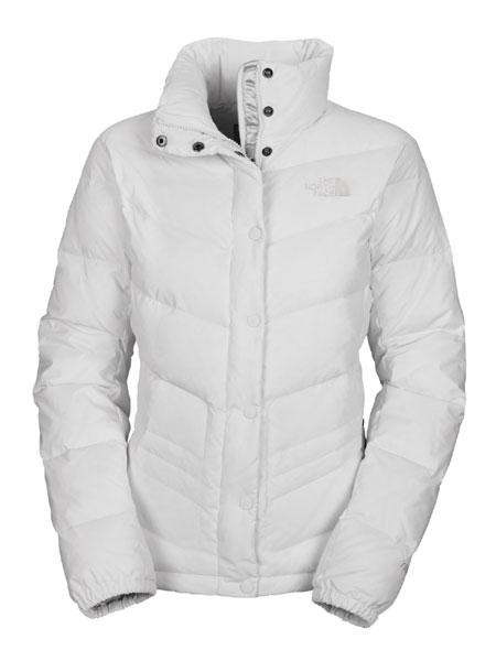 The North Face Carmel Jacket Women's (TNF White)
