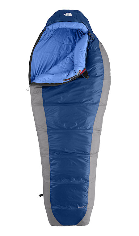 The North Face Cat's Meow 20F Synthetic Sleeping Bag (Blue Ribbo