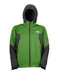 The North Face Cipher Windstopper Jacket Men's (Scottish Moss Green)