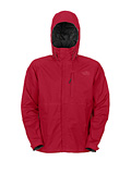 The North Face Circadian Paclite Jacket Men's (Chili Pepper Red)