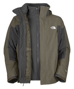 The North Face Condor Triclimate Men's (New Taupe Green)