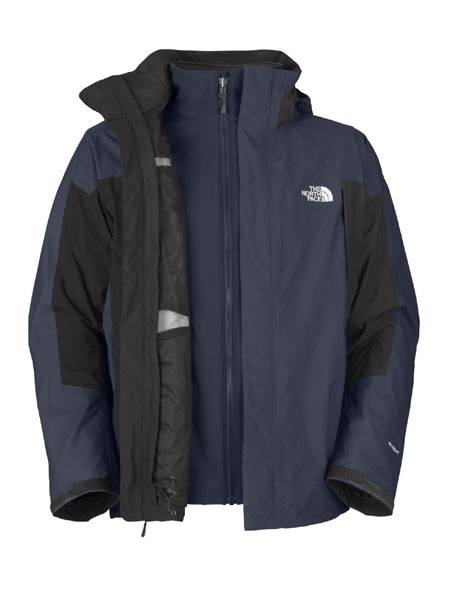 The North Face Condor Triclimate Men's (Deep Water Blue / Deep W