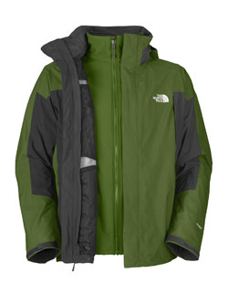 The North Face Condor Triclimate Men's (Ivy Green)
