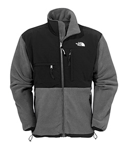 The North Face Denali Jacket Men's (Charcoal Heather)