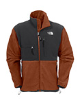 The North Face Denali Jacket Men's (Sienna Orange)