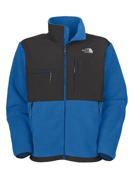 The North Face Denali Jacket Men's (R Drummer Blue)