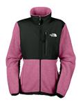 The North Face Denali Jacket Women's (Aurora Pink / Black)