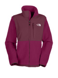 The North Face Denali Jacket Women's (Loganberry Red)