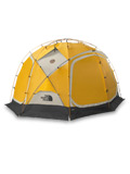 The North Face Dome 8 Expedition Tent (Summit Gold)