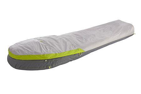 The North Face DryWall Simple Bivy (Foil Grey)