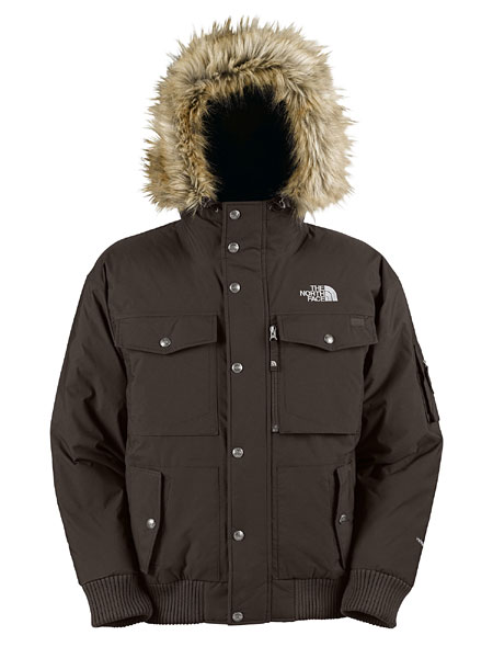 The North Face Gotham Jacket Men's (Bittersweet Brown)