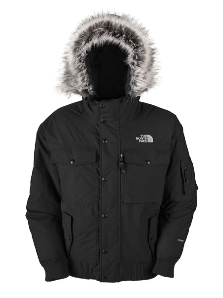 The North Face Gotham Jacket Men's (TNF Black)