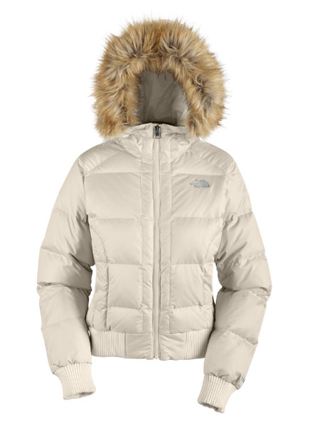 The North Face Gotham Jacket Women's (Vintage White)