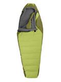 The North Face Green Kazoo 15F Down Bag Women's (Seedling Green)