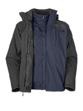 The North Face Guile Triclimate Jacket Men's (Deep Water Blue)