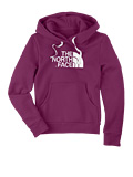 The North Face Half Dome Hoodie Women's (Orchid Purple)