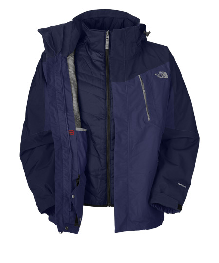 The North Face Headwall Triclimate Jacket Men's (Ocean Blue)