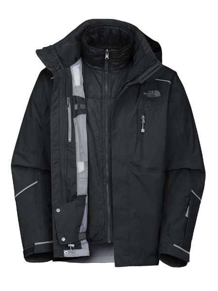 The North Face Headwall Triclimate Jacket Men's (Asphalt Grey)