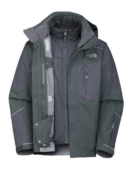 The North Face Headwall Triclimate Jacket Men's (Dark Cedar Gree