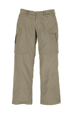 The North Face Horizon Valley Convertible Pants Women's (Dune Beige)