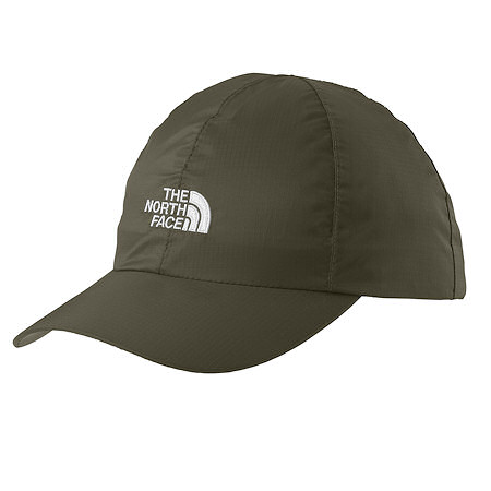 The North Face HyVent Logo Hat (New Taupe Green)