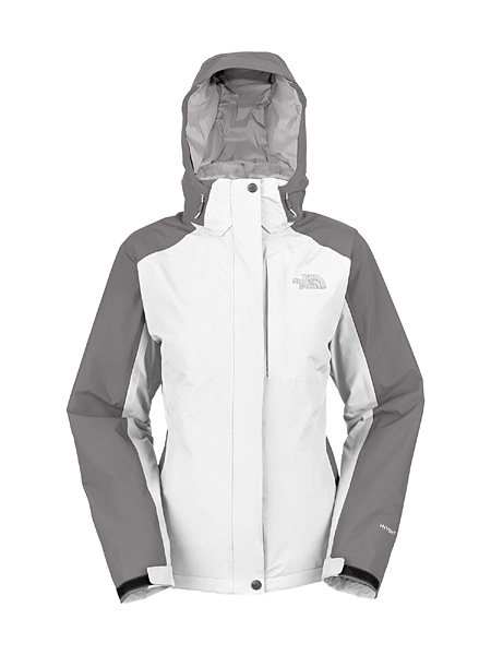 The North Face Inlux Insulate Jacket Women's (White)