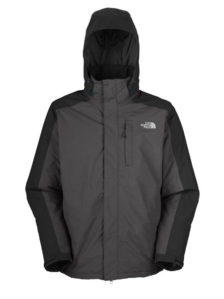 The North Face Inlux Insulated Jacket Men's (Asphalt Grey)