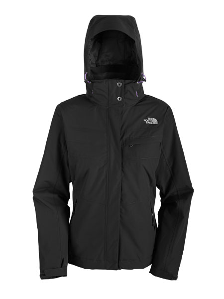 The North Face Inlux Insulated Jacket Women's (TNF Black)
