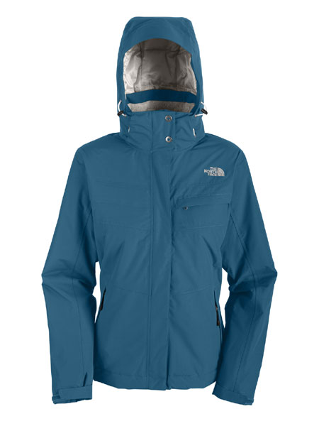 The North Face Inlux Insulated Jacket Women's (Octopus Blue)