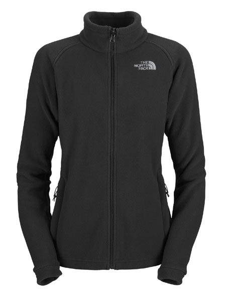 The North Face Khumbu Fleece Jacket Women's (TNF Black)