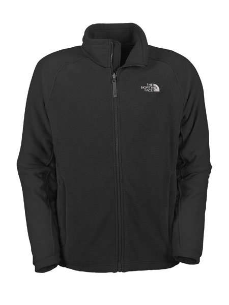 The North Face Khumbu Fleece Jacket Men's (TNF Black)