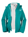 The North Face Kira Triclimate Jacket Women's
