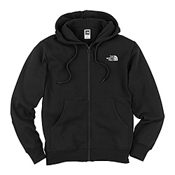 The North Face Logo Full Zip Sweatshirt Men's