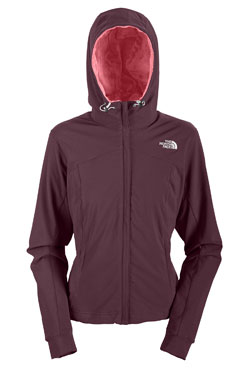 The North Face Maddie Raschel Jacket Women's (Squid Red)