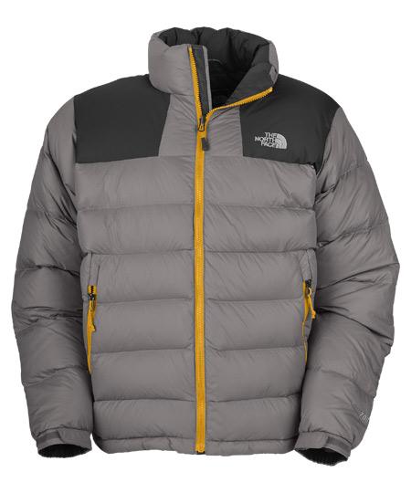 The North Face Massif Down Jacket Men's (Zinc Grey)