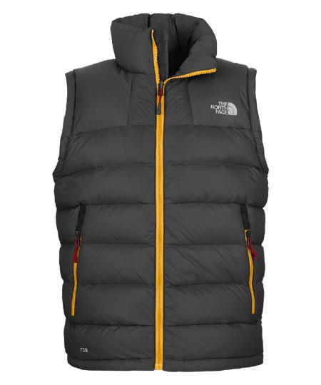 The North Face Massif Down Vest Men's (Asphalt Grey)