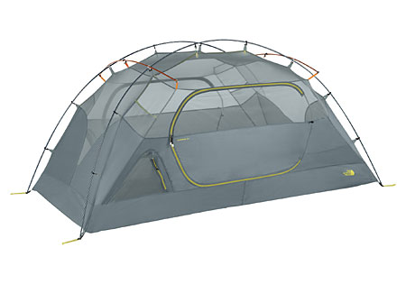 The North Face Minibus 23 Backcountry Tent (Citronelle Green)