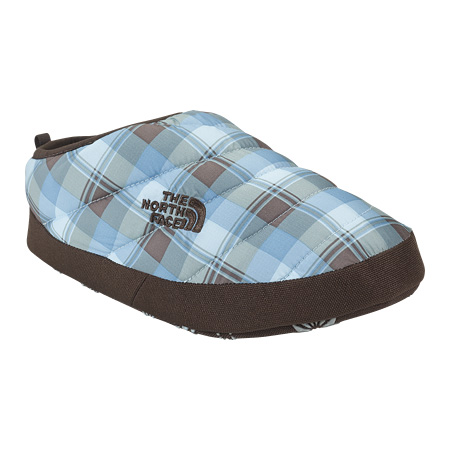 The North Face NSE Tent Mule III Women's (Something Blue Plaid /