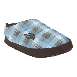 The North Face NSE Tent Mule III Women's (Something Blue Plaid / Demitasse)