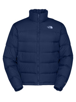 The North Face Nuptse 2 Jacket Men s (Deep Water Blue) at NorwaySports.com  Archive 88a23b3ed