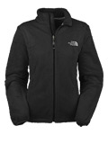 The North Face Osito Jacket Women's (Black)