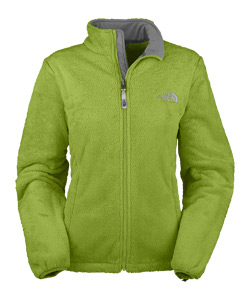 The North Face Osito Jacket Women's (LCD Green)