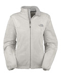 The North Face Osito Jacket Women's (Moonlight Ivory)