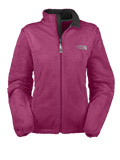 The North Face Osito Jacket Women's (Loganberry Red)